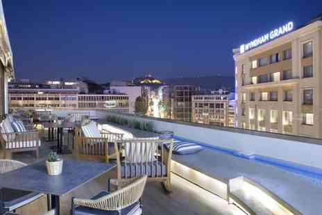 Wyndham Athens Residence - Brand New Hotel in the Heart of Athens for two - Save 51%