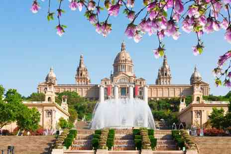 Weekender Breaks - Two nights Barcelona city break with airport transfers and return flights - Save 26%