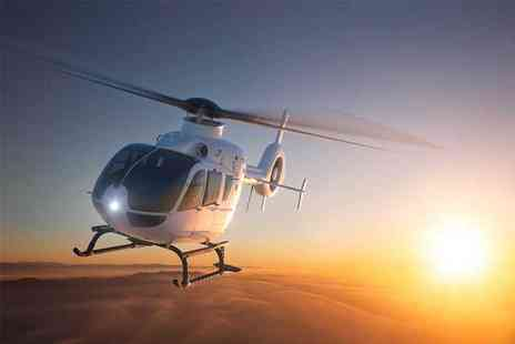 Buyagift - Six mile Blue Skies helicopter tour with bubbly for two - Save 0%