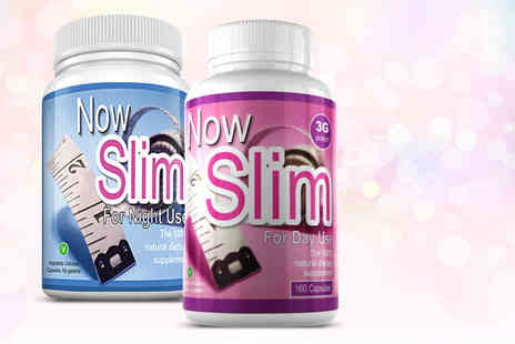 Now Slim - Three day supply of Now Slim 3G day and night capsules - Save 67%