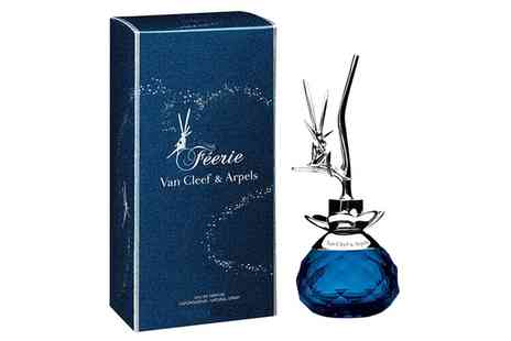Groupon Goods Global GmbH - Van Cleef And Arpels Feerie Womens Eau de Parfum 50ml Spray - Save 0%