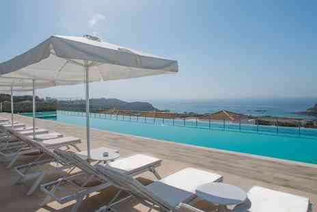 White Rock of Kos - Sea View Suite in Brand New Hotel for two - Save 37%
