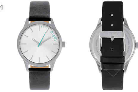 Ideal Deal - Genuine Leather Simplify Watches Choose Seven Designs - Save 79%