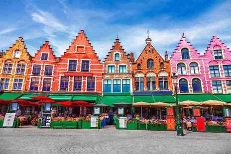 Coach Innovations - Bruges Valentines Day day trip including return coach travel - Save 51%