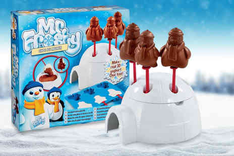 Dream Price Direct - Mr Frosty choc ice maker - Save 45%