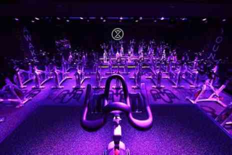 Fuse Fitness - Ten Spinning Classes - Save 75%