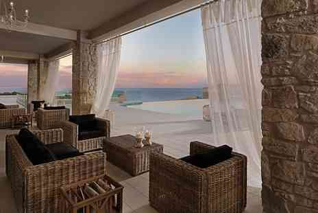 Camvillia Resort - Stunning Boutique with Endless Sea Views for two - Save 49%