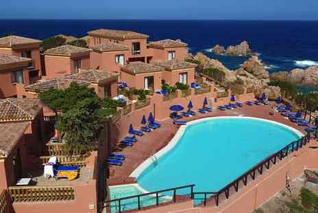 Hotel Costa Paradiso - Four Star Relaxing Break on the Sardinian Coast for two - Save 0%