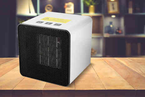 Charles Oscar - Portable electric fan heater - Save 60%