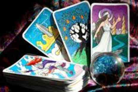 TCs Hair And Beauty - An angel or tarot card reading - Save 71%