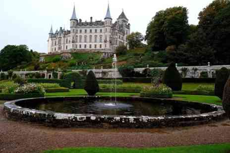 Highland Discovery Tours - Invergordon port tour to Dunrobin castle - Save 0%