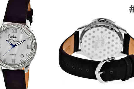 Ideal Deal - Sophie And Freda Los Angeles Womens Watches Choose Five Styles - Save 89%