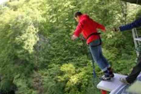 Highland Fling Bungee - Bungee jump - Save 59%