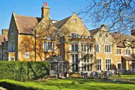 Highgate House hotel - Northamptonshire break with 3 course dinner - Save 42%