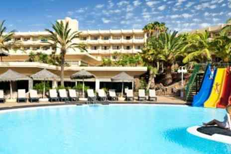 Jetline Holidays - Four Star Lanzarote holiday With flights and meals - Save 0%