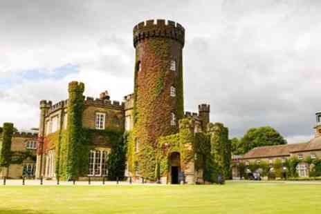 Swinton Park Hotel - Castle stay including meals and spa access  - Save 0%