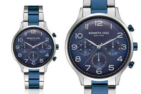Brand Arena - Mens Kenneth Cole stainless steel watch - Save 69%