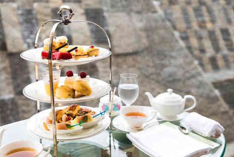 Radisson Blu - Afternoon tea for two people or Include a glass of Prosecco each - Save 50%
