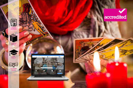 Harley Oxford - Online accredited tarot reading course - Save 95%