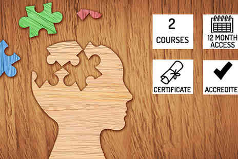 E Careers - Accredited Psychology And Cbt Course Bundle - Save 93%