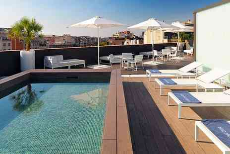 H10 Casanova - Four Star Cool Urban Design near Las Ramblas for two - Save 0%