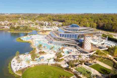 Villages Nature Paris - Nature Experience in a Family Friendly Resort for two - Save 46%