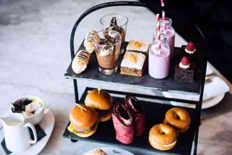 Malmaison - Afternoon tea and bubbly for 2 - Save 40%