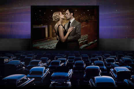 SB12 Entertainment - Drive in cinema ticket on Saturday 16th or Sunday 17th February - Save 0%