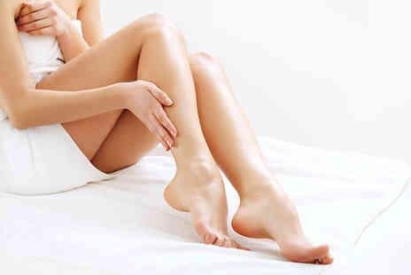 Cosmetic Doctor Clinic - Six sessions of laser hair removal on one area - Save 87%