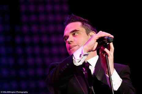 Holy Angels Parish Hall - Ticket to see a Robbie Williams tribute on Valentines Day - Save 51%