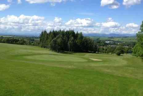 Linlithgow Golf Club - 18 Holes of Golf with Snack and Drink for One, Two or Four - Save 60%