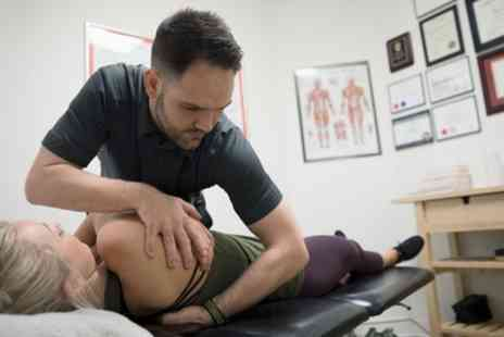 The Family Chiropractic Clinic - One or Two Chiropractic Treatments with Initial Consultation - Save 58%