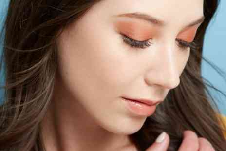 Lk Wellness and Beauty - Eyelash Lift and Tint or Semi Permanent Eyelash Extensions - Save 40%