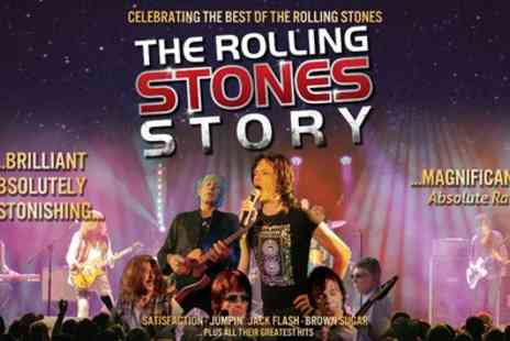 The Rolling Stones Story - One best available Band A ticket to the Rolling Stones Story Show on 26 January - Save 43%
