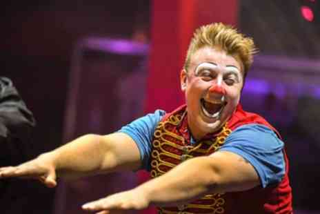 Circus Zyair - Two or four general admission tickets to Circus Zyair with one popcorn and one souvenir brochure per pair on 6 To 12 March - Save 50%