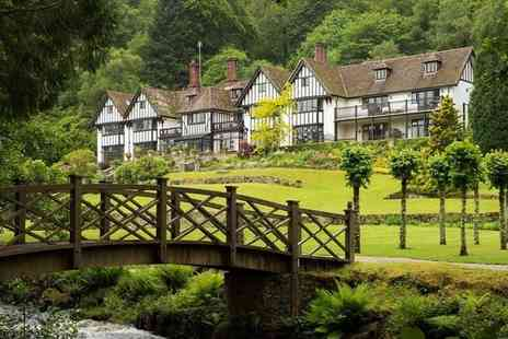 Gidleigh Park - Lavish Country House on the Edge of a National Park for two - Save 59%