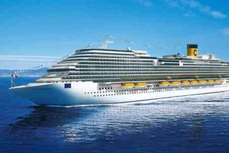 Cruise Nation - 10 Nights Stay Med cruise with stays - Save 0%