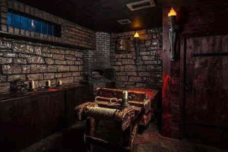 London Escaped - Choice of escape room for up to four people - Save 60%