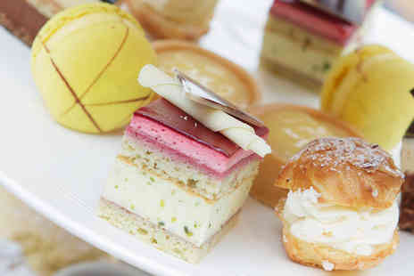 The Mere Golf & Country Club - Afternoon tea for two, include a glass of Prosecco each or glass of Champagne - Save 45%