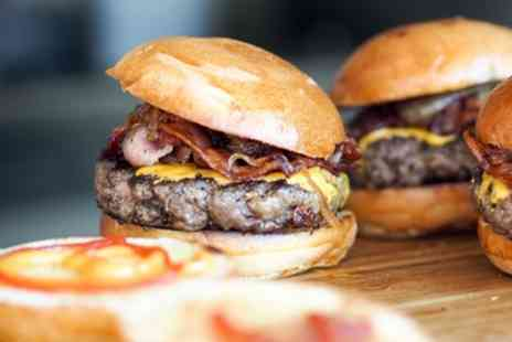Mad Squirrel Tap and Bottle Shop - Two Slider Burgers Each and Beer or Wine for Up to Six - Save 37%