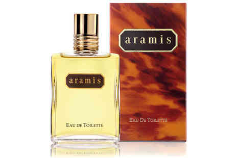 Fragrance and Cosmetics - 110ml Aramis Classic Edt For Men - Save 83%