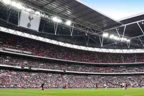 Travel Connection Sport - A hospitality package for one to the Tottenham Hotspur v Borussia Dortmund game on 13 February - Save 45%