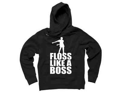 Electronic Store - Floss like a boss hoodie choose from four colours - Save 80%