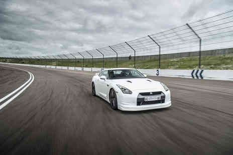 Supercar Drive Days - Supercar driving experience for one person with three laps in one supercar and a passenger hot lap - Save 56%
