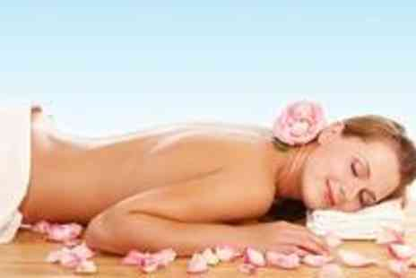 Absolute Indigo - One hour Lomi Lomi Hawaiian full body massage with a thirty minute laser acupuncture - Save 80%