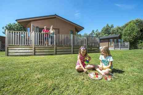 John Fowler Holidays - Three nights self catered half term caravan stay for up to six people - Save 34%