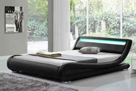 Envisage Home - Rio Led bed - Save 79%