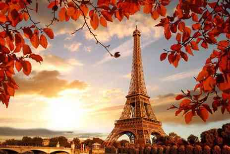 Weekender Breaks - Two nights Paris stay with return flights - Save 31%