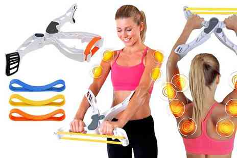 Vivo Mounts - Total workout system with resistance bands - Save 74%