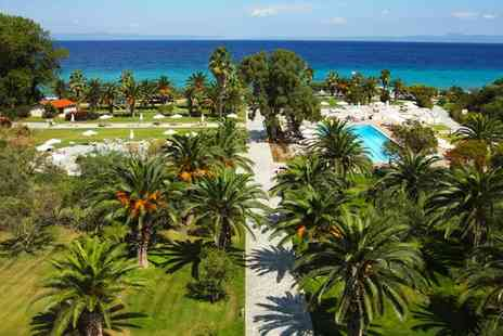 Kassandra Palace Hotel - Five Star Luxurious Hotel Close to Blue Flag Beach - Save 59%